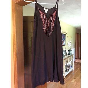 Purple Dress from Target